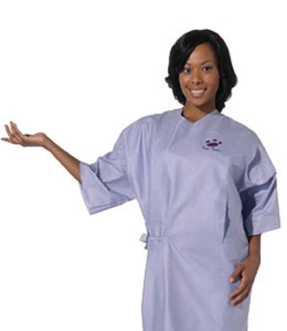 Amazon.com : Sammons Preston Warming Gown Bair Paws Flex Small Adult ...