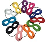 Boys&Girls Special Felt Kid's Super Mask with Any Color for Party (11pack)