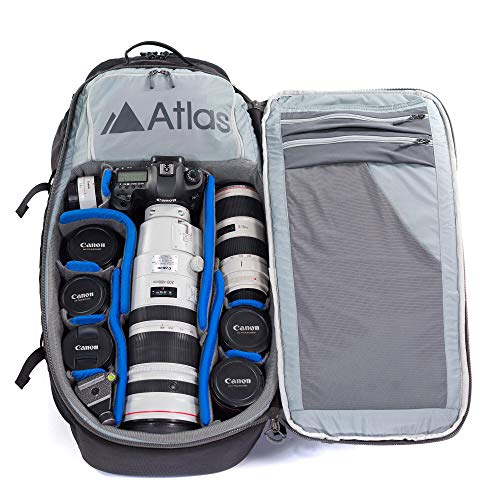 (Atlas Adventure Camera Backpack. (Large Frame))