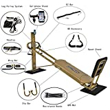 GR8FLEX Total Luxury Gym Fit Your Home Style - Golden XL Model