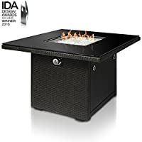 Outland Fire Pit Table - Propane Gas wit...
