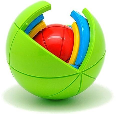 Amazon.com: Ada005 3D Intelligence Ball Game puzzle   Establish ...
