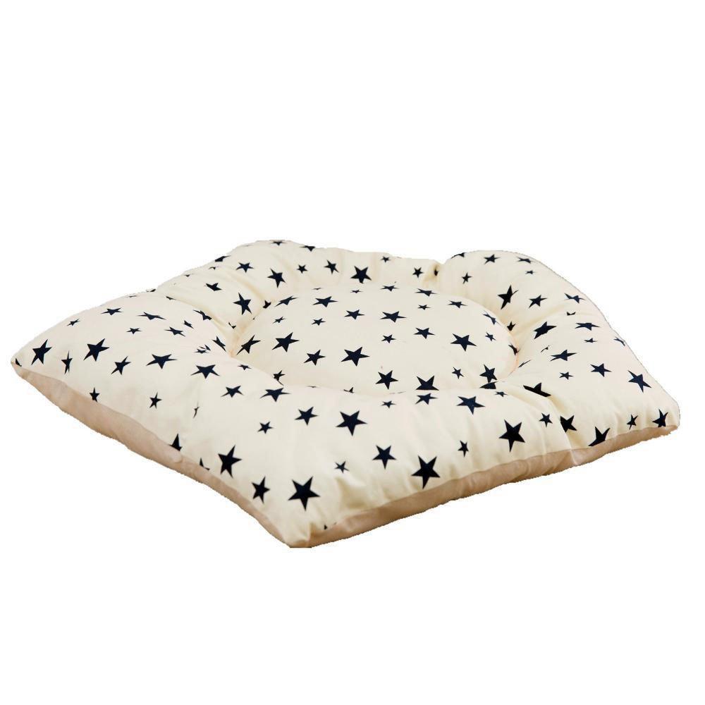 B 50cmx50cm B 50cmx50cm Aoligei Pet Nest Dog Mat cat Sleeping mat Comfort Padded Cotton pet Sleeping mat Perfect for Sunbathing mat, Nap&Sleeping Bed