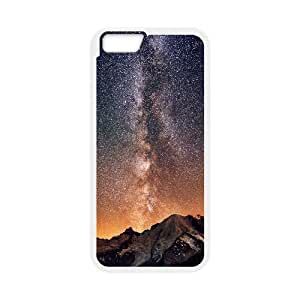 Sexyass Mount Rainier Under the Milky Way Cases for IPhone 6 Plus, with White