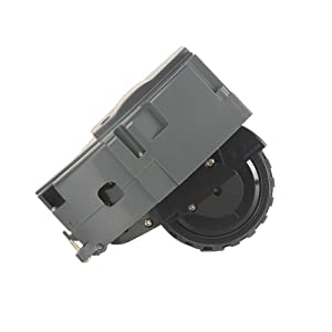 Left Wheel Module For Roomba 800 Series Gray also 500/600/700 modules 870 880