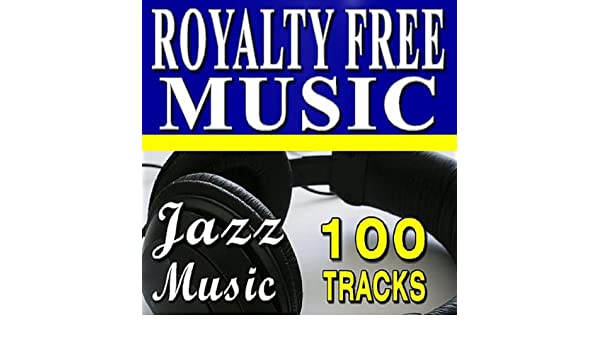 Royalty Free Jazz Music (100 Tracks) by Smith Productions on Amazon