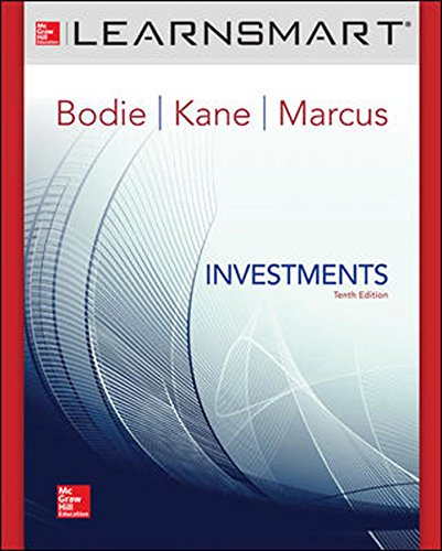 Learnsmart For Bodie Essentials Of Investments