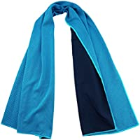 POY Cooling Towel Instant Relief for Sports Fitness and Hot Environment