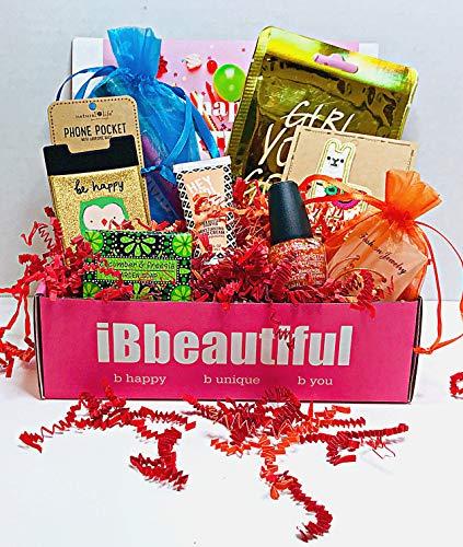 Birthday Box for Teen Girls
