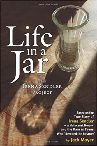 amazon life in a jar the irena sendler project jack mayer