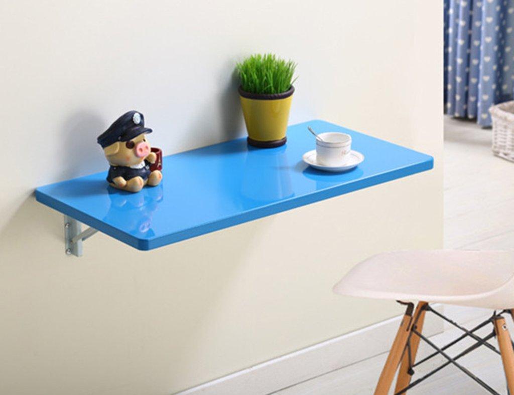Amazon.de: ZXLDP Faltbarer Esstisch Büro Tisch Farbe Computer ...