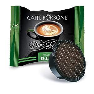 Caffè Borbone Capsula Caffè Don Carlo Miscela Decaffeinata - Confezione da 50 Capsule - Compatibili con macchine a…