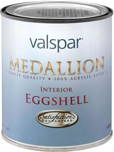 Medallion 27-4408 QT 1 Qt Pastel Base Medallion Intr100% Acrylic Eggshell (Eggshell Pastel Base Paint)