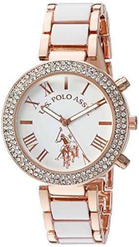 - U.S. Polo Assn. Women's Quartz White Dress Watch (Model: USC40091)