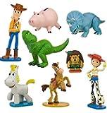 Disney Toy Story 3 Heroes Figure Play Set -- 8-Pc.
