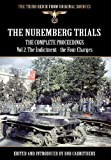 The Nuremberg Trials - the Complete Proceedings Vol 2, , 1908538783