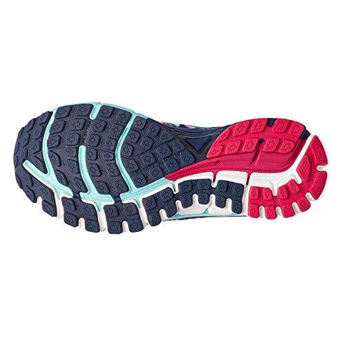 Brooks Frauen Adrenalin GTS 17 Navy / Blau / Pink