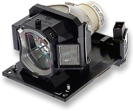 XpertMall Replacement Lamp Housing Hitachi CP-RX82 Ushio Bulb Inside