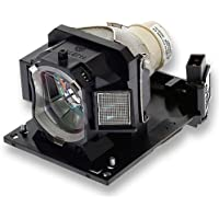 Hitachi CP-A220N Replacement Lamp with Housing for Hitachi Projector