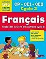 Français CP CE1 CE2 Trio - Nouveau programme 2016 par Déliot