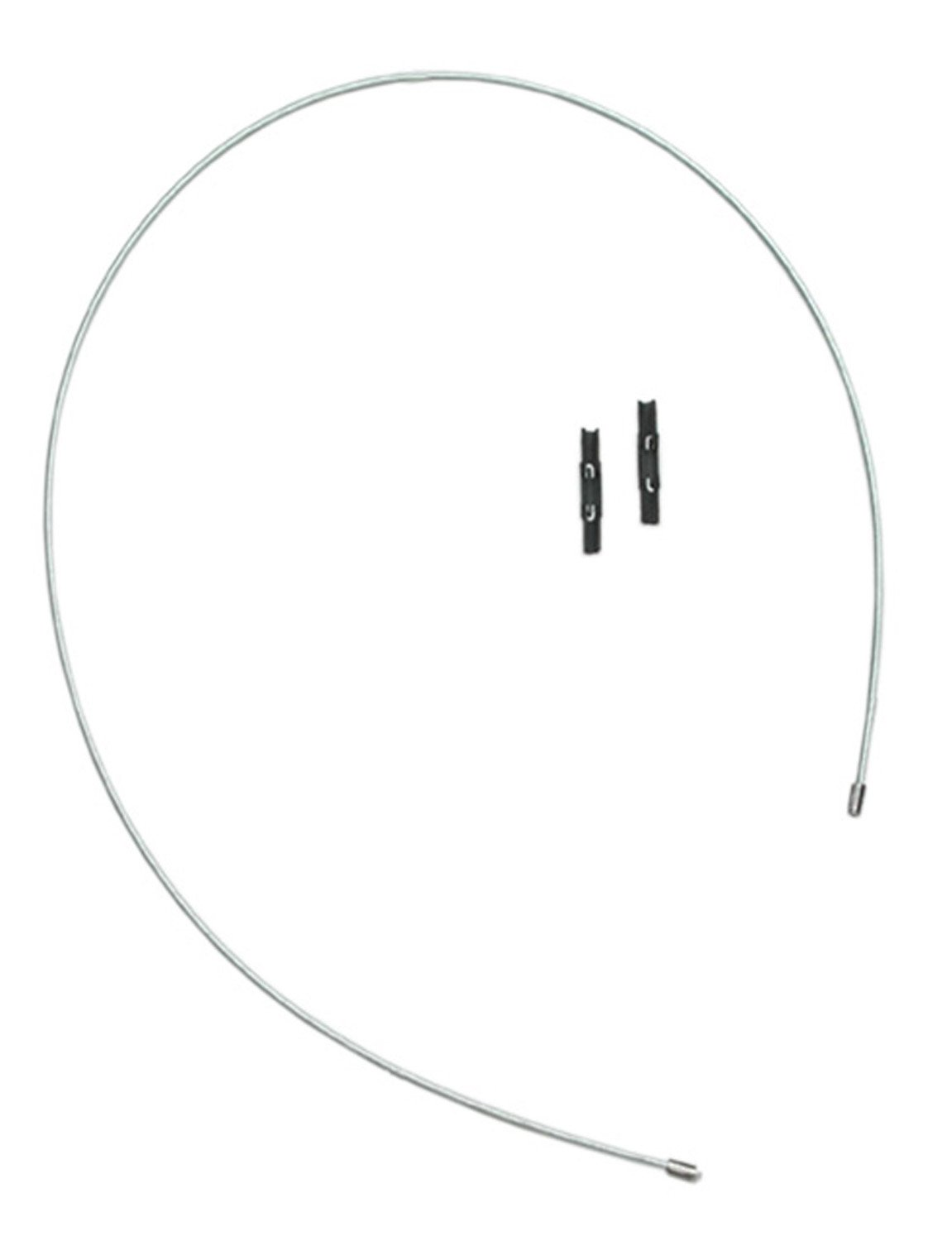 ACDelco 18P2805 Professional Intermediate Parking Brake Cable Assembly