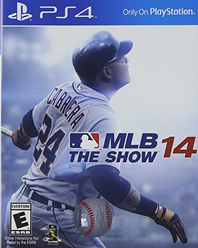 MLB 14: The Show (The Best Ps Vita Games 2019)