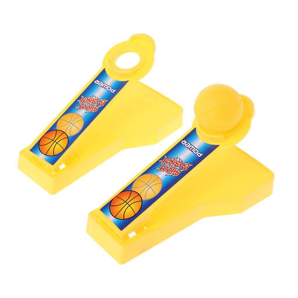 Junlinto,Mini Table Toys Desktop Shooting Basketball Hoop Parent-Child Interactive Game Gift for Children Kids