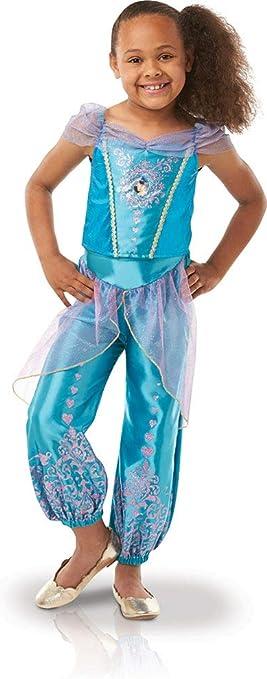 Rubies 640724M Disfraz de princesa de Jazmín de Disfraz Oficial de ...