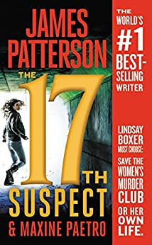 The 17th Suspect (Women's Murder Club) by [Patterson, James, Paetro, Maxine]