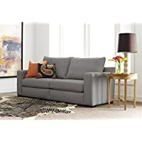 Serta Geneva 85 Sofa in Gray