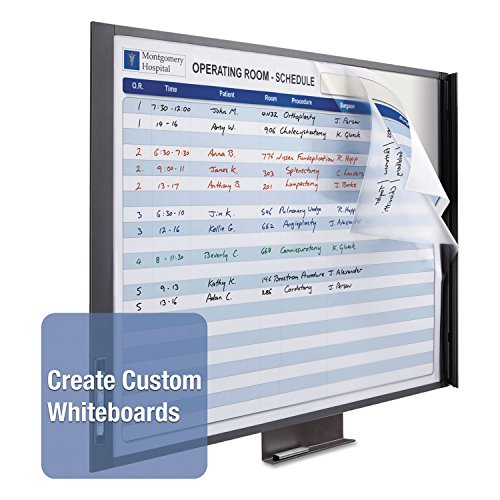 QRT72981 - InView Custom Whiteboard by Quartet