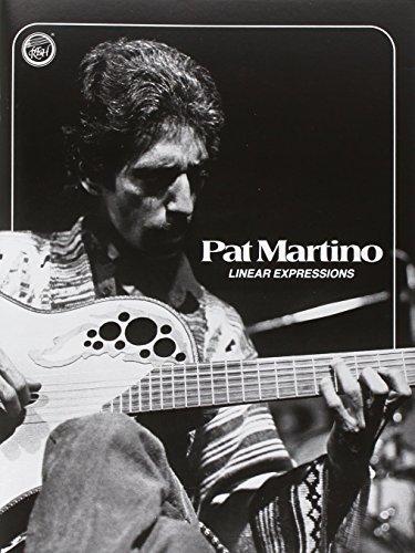 Linear Expressions - Pat Martino [Martino, Pat] (Tapa Blanda)