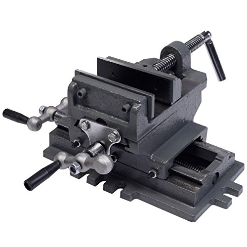 cross vise for drill press - 3