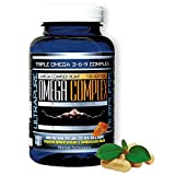 omega 3 and cla - Triple Omega 3-6-9 Ultra Pure Blend with Fish Oil Concentrate, EPA, DHA, Flax Seed, GLA, CLA and CoQ10