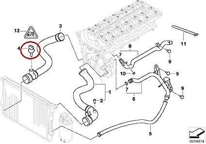 51x9vMviN%2BL._SX425_ amazon com bmw 11 53 1 436 410 return hose automotive