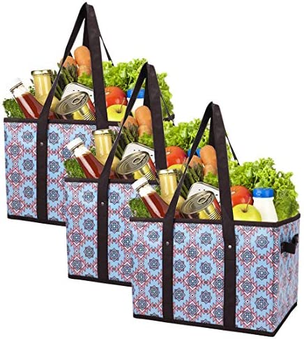 Foraineam Reusable Collapsible Shopping Reinforced product image