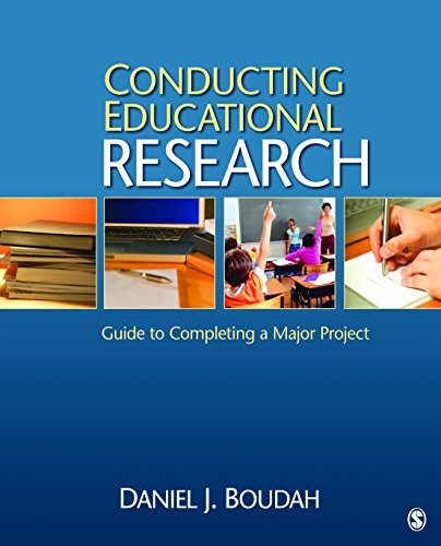 Book Conducting Educational Research: Guide to Completing a Major Project [R.A.R]