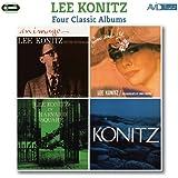 4 Classic Albums - Lee Konitz - Image / You & Lee / In Harvard Square/Konitz