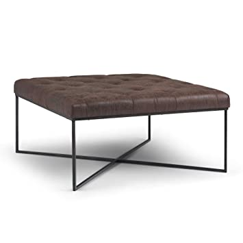 Phenomenal Amazon Com Simpli Home Axcot 295 Dbr Portman 38 Inch Wide Machost Co Dining Chair Design Ideas Machostcouk