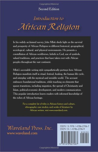 john s mbiti introduction to african religion pdf