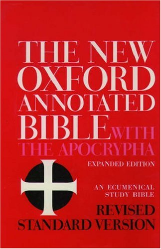 New Oxf.Annot.Bible W/Apoc.,R.S.V.