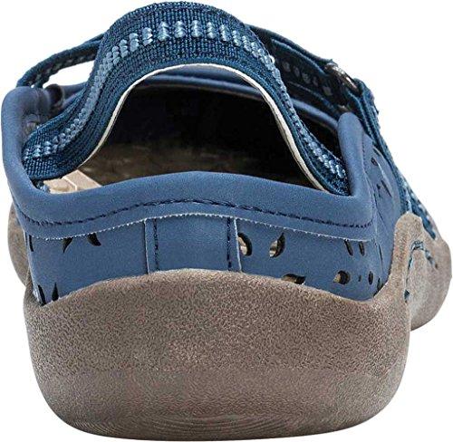 Muk Luks Dames Erin Schoenen Sneaker Marine