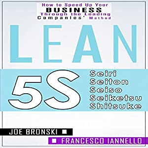 Lean Tools: 5S Audiobook
