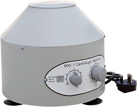 ECO-WORTHY Máquina centrífuga eléctrica del contador de tiempo de ...
