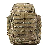 Tactical Backpack - 5.11 Rush 72 Tactical Backpack Multicam
