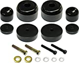 Currie Enterprises CE-9122F Front Poly Bump Stop Kit