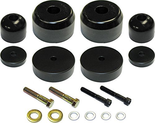 Currie Enterprises CE-9122F Front Poly Bump Stop Kit by Currie (Image #1)