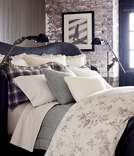 Ralph Lauren Hoxton Ainslie Full/Queen Comforter & Shams Set