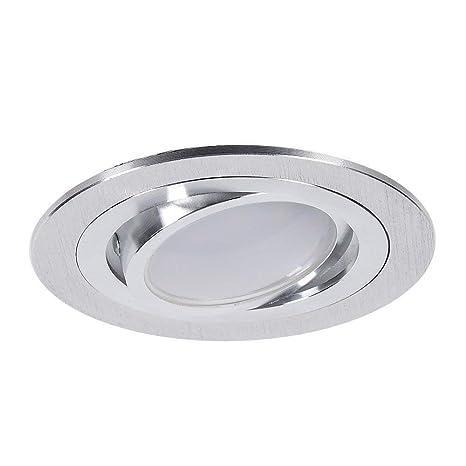Cubierta de Reflectores Empotrables GU10 | Iluminación ...