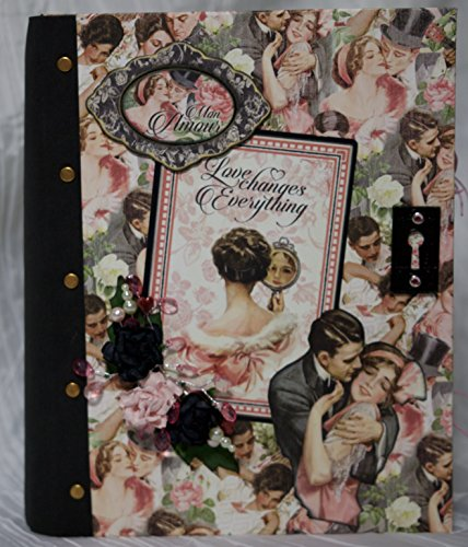 My Darling My Love Photo Album by Kut & Kreate with Paper